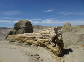 Sarmiento - Versteinerter Wald in Patagonien