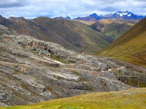 Carretera Canete Yauyos - Von Huancayo zum Canon del Uchco
