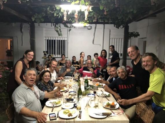 San Juan - Asado bei Nitos Familie, ein Highlight jeder Südamerika Reise!