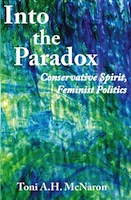 into the paradox, toni mcnaron