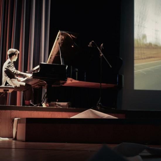 Hybriden – Musik zwischen Ost und West, Claude Debussy – Pagodes, Toni Ming Geiger © Charlotte Triebus