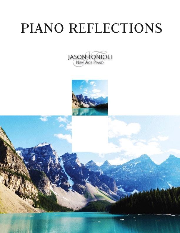 Air Piano Sheet Music Download   Jason Tonioli