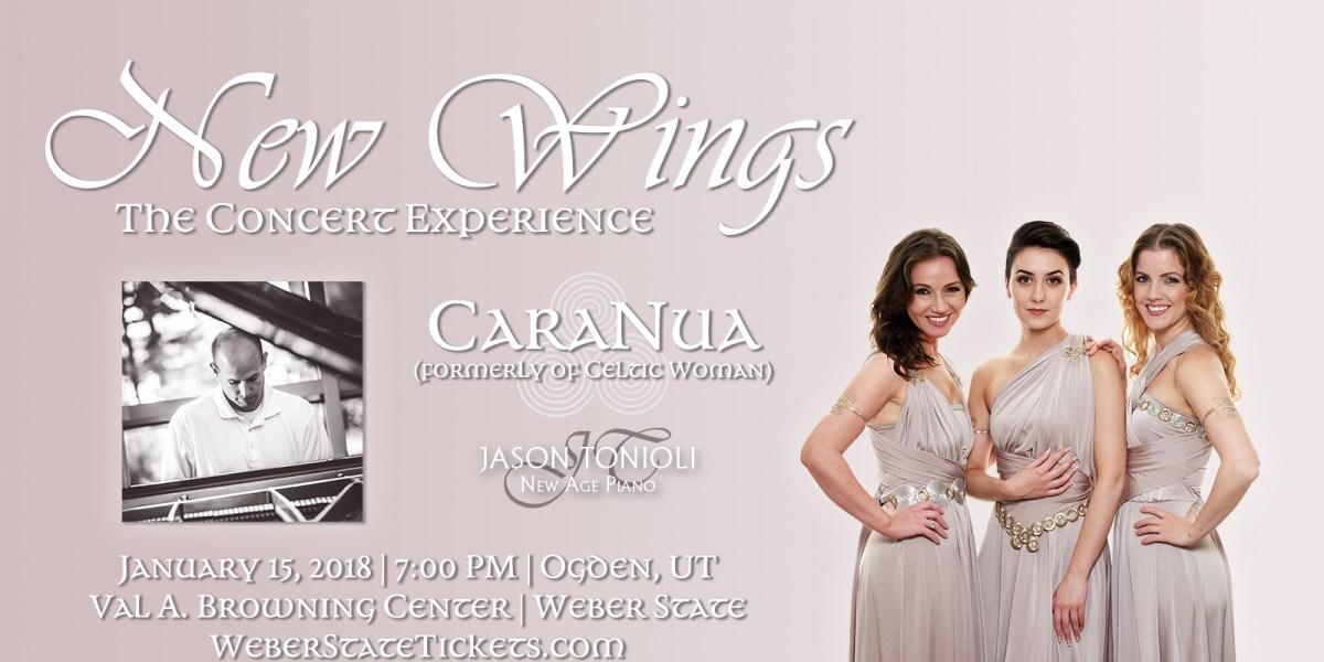 CaraNua & Jason Tonioli in Concert