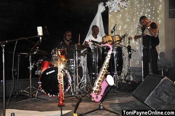 Yemi Sax Band
