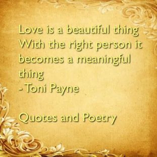 Motivational Monday About Love