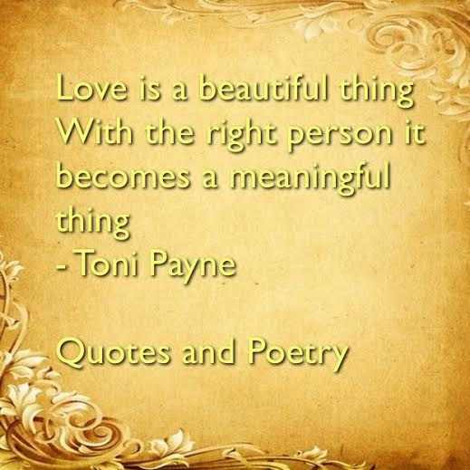 toni payne poetry quotes