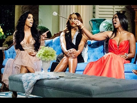 RHOA Reunion: Why I think Kenya Moore will stay