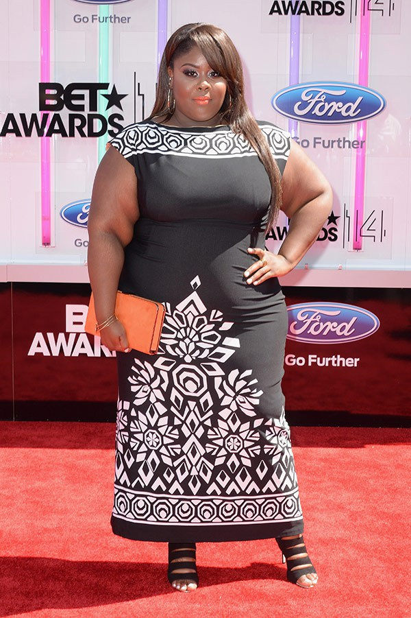 1 2014 bet red carpet good