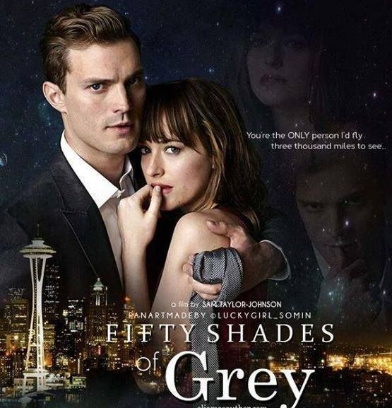 Are you going to Watch 50 Shades of Grey? Movie Trailer is Steamy