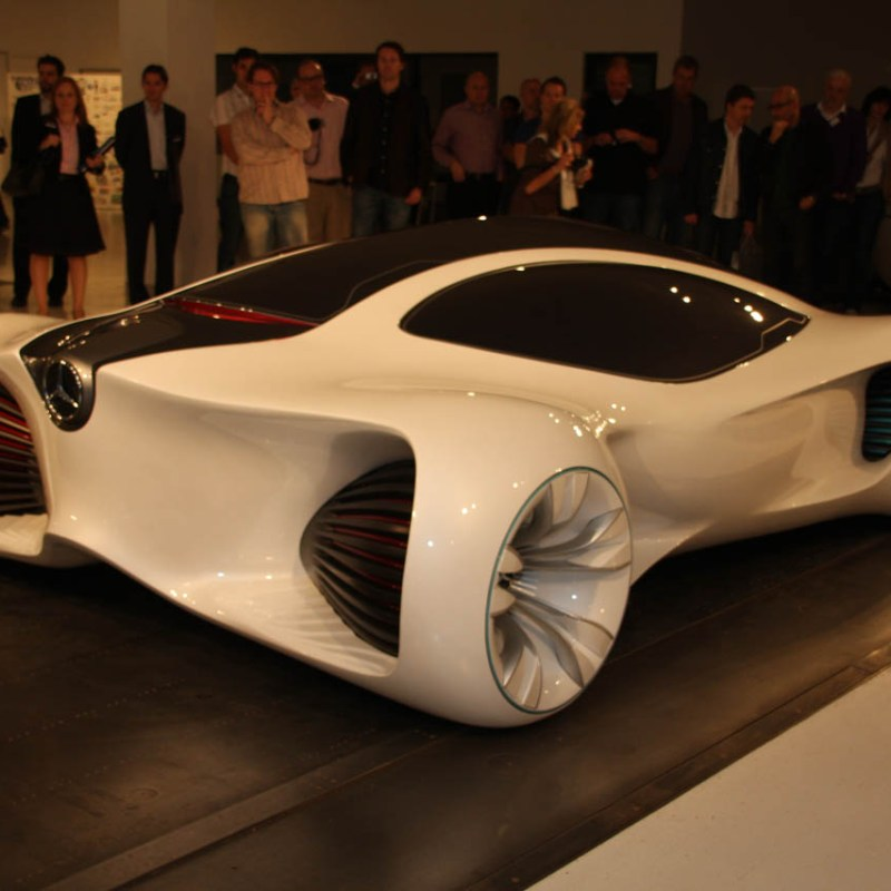 Images Of A Futuristic Car