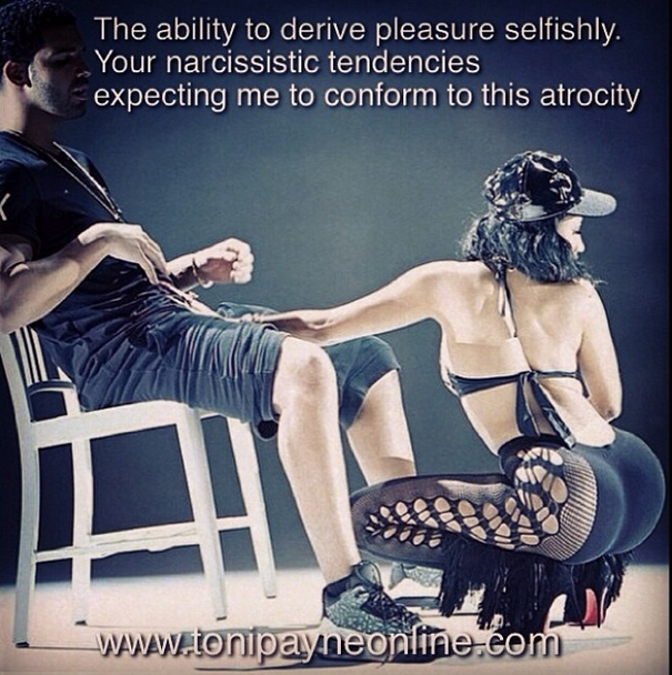 Poetry Quote about selfish love