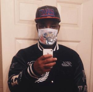 camron ebola mask
