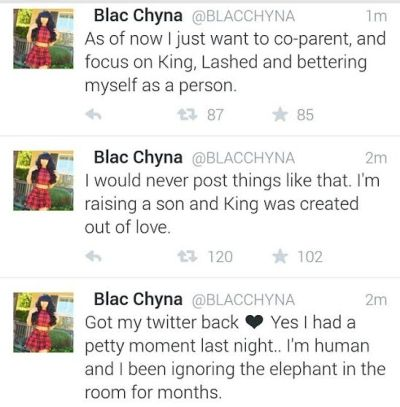 blackcyhna tweets