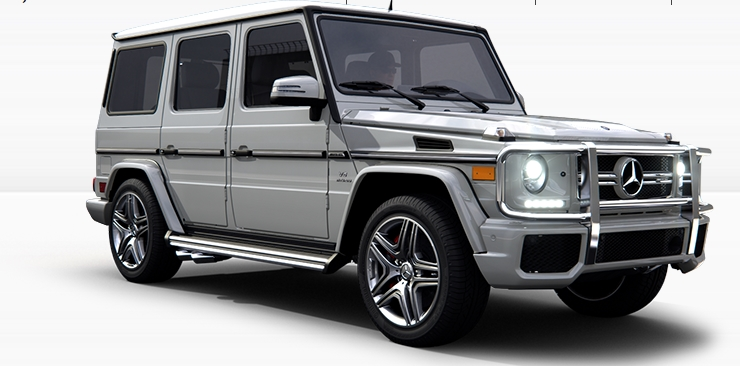Mercedes benz g63 amg vs range rover autobiography for How long does it take to build a mercedes benz