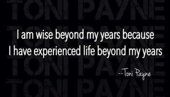 Quote About Not Being Perfect Toni Payne Official Website