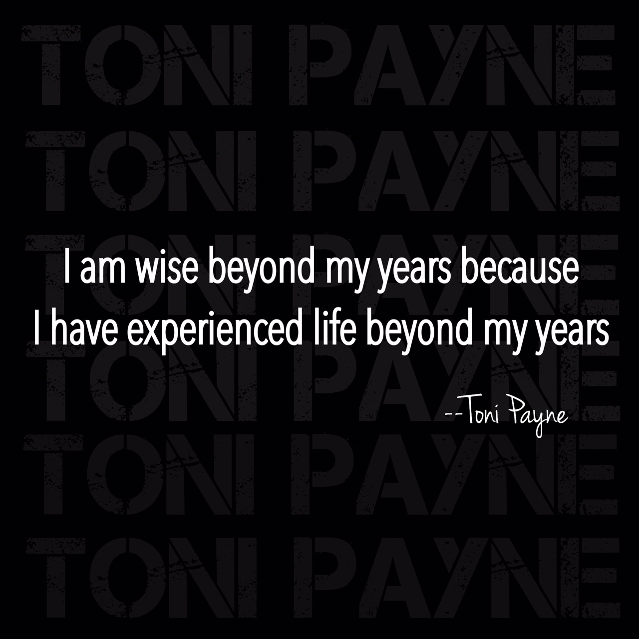 I Am Wise Quote