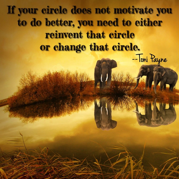 quote about your circle