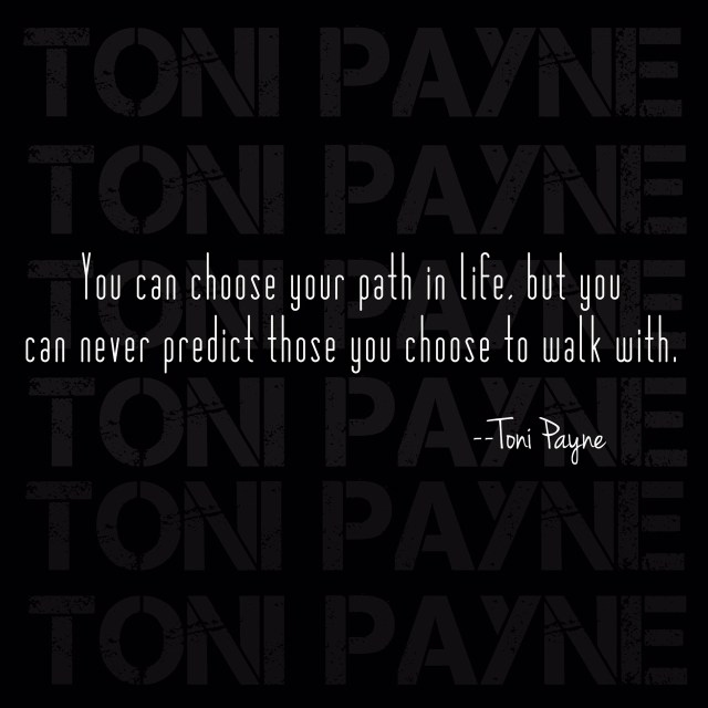 you can choose your path quote about life