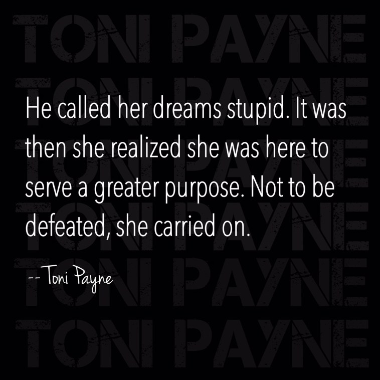 quote about people - he called her dreams stupid