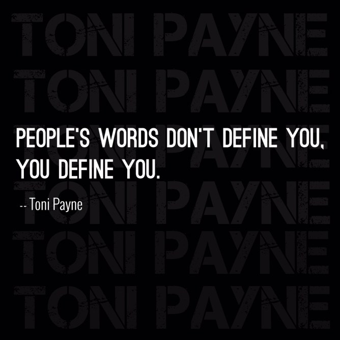 quote about people - peoples words