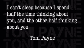 Quote about giving back - Toni Payne | Official Website