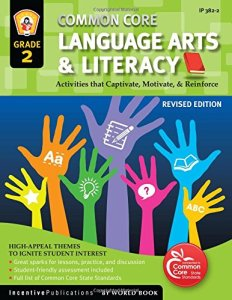 Common Core Language Arts & Literacy by Marjorie