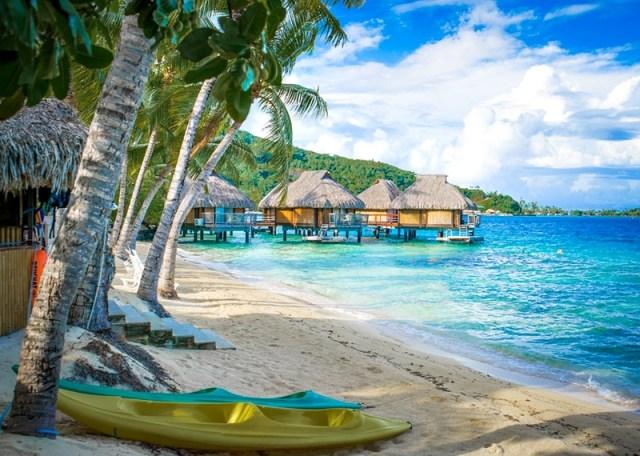 Best Beaches Around the World bora bora