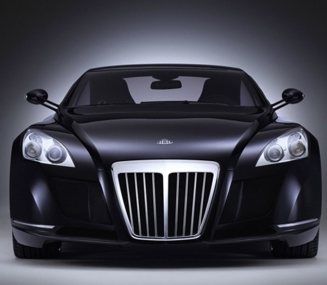 Celebrity Cars – Jay Z is a boss with his Maybach Exelero