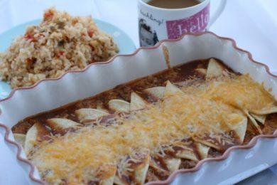 Peggy Sue Enchiladas