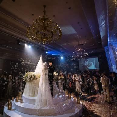 Siam Kempinsky Hotel Wedding
