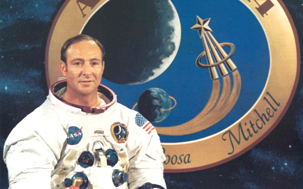 edgar mitchell - To no Cosmos