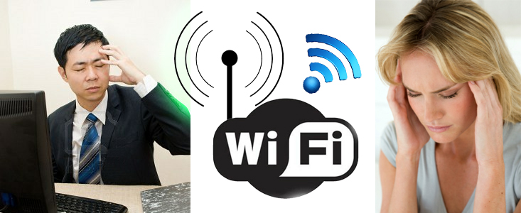 wifi ondas - To no Cosmos