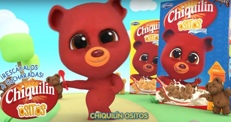 ANUNCIO CHIQUILIN OSITOS