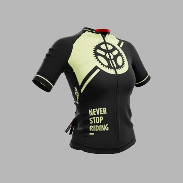 Camisa Ciclismo Tonowhere