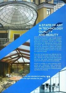 Catalog Trang 3 – SOLARLITE, Tấm Polycarbonate Rỗng Ruột Indonesia