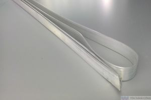 Nẹp Nhôm LA - Phụ kiện tấm lấy sáng polycarbonate