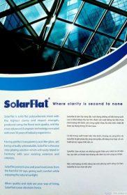 SolarFlat – Tấm lợp lấy sáng polycarbonate đặc ruột – Catalogue 2