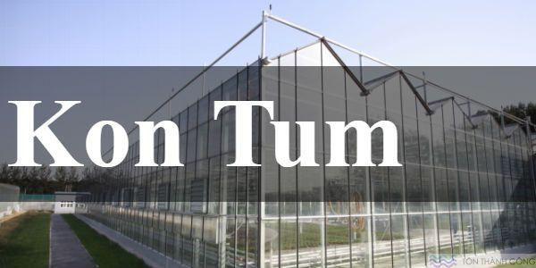 Kon Tum mua bán tấm polycarbonate đặc ruột – rỗng ruột – tôn sáng