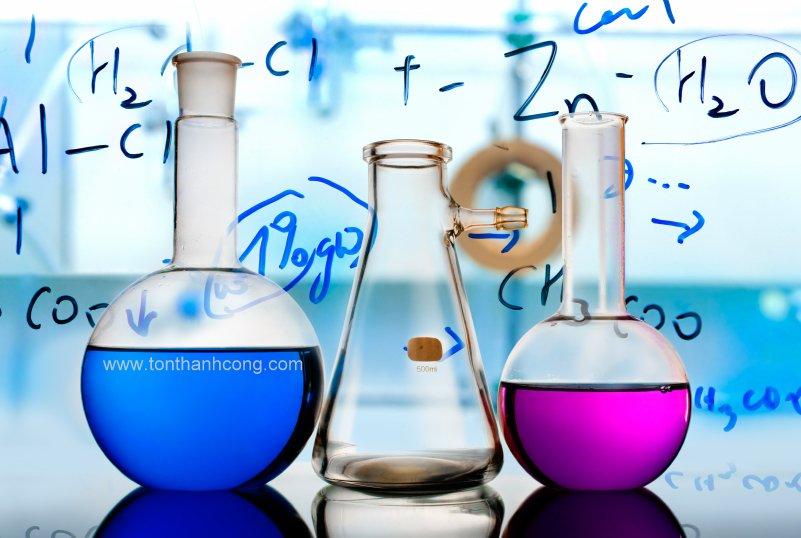 Tôn Nhựa PVC với khả năng chống ăn mòn bởi hóa chất - axit - kiềm