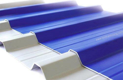 Tôn Nhựa Lấy Sáng PVC