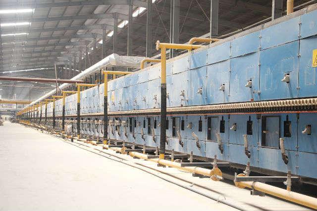 Hoạt động Nhà máy gạch men VITTO - Huế, Tôn Nhựa ASA/PVC màu Trắng Sữa