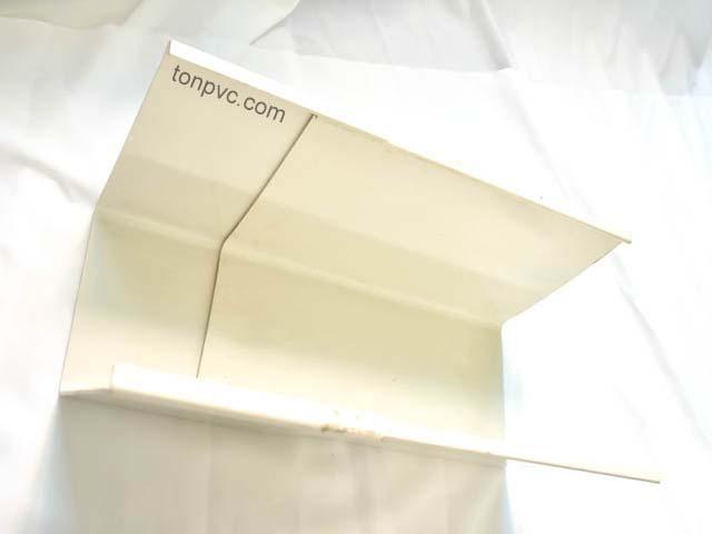 Hình 01 : Máng Nối bao bọc bên ngoài Máng Xối PVC