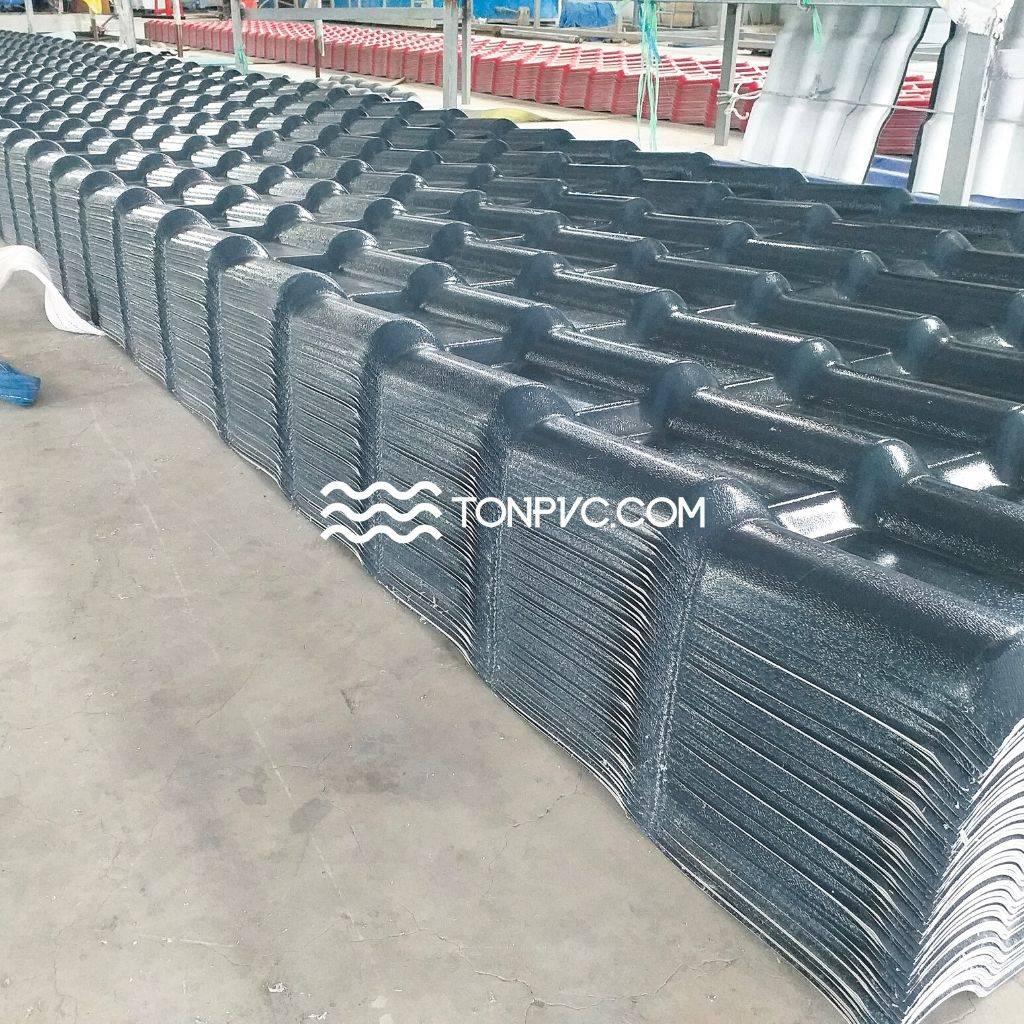 Ngói Nhựa PVC/ASA 04 Lớp