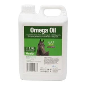 NAF Omega Oil 2,5 Liter