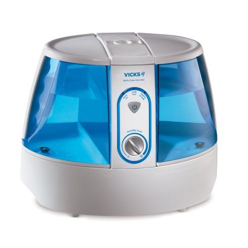 Vicks cool mist humidifier -germ free