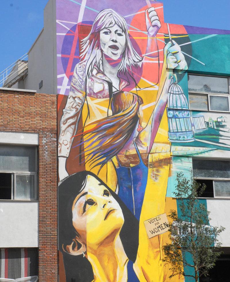 mural de la CIBA
