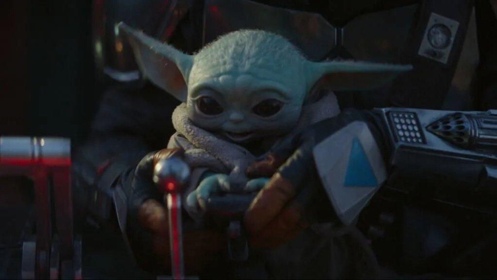 baby yoda star wars
