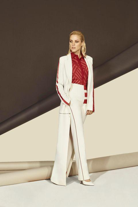 Maggie Civantos colección invierno Karigam Fashion