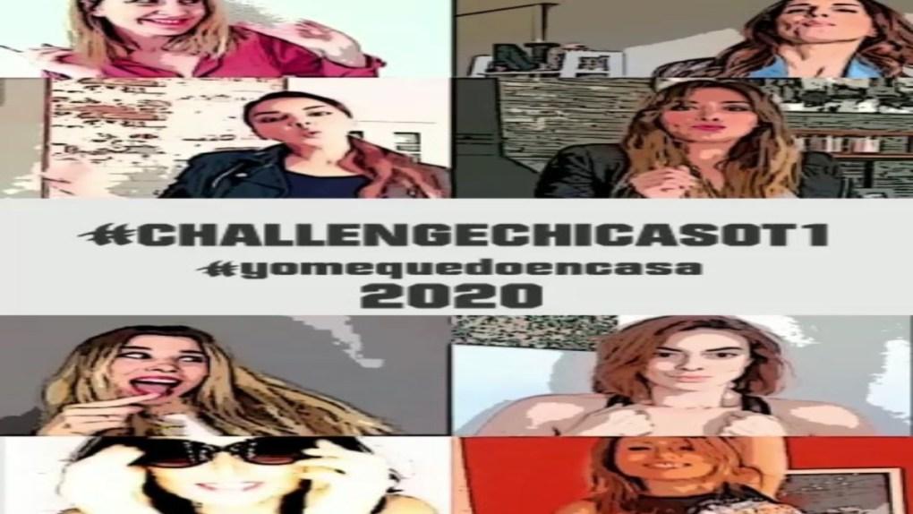 challenge chicas ot 1
