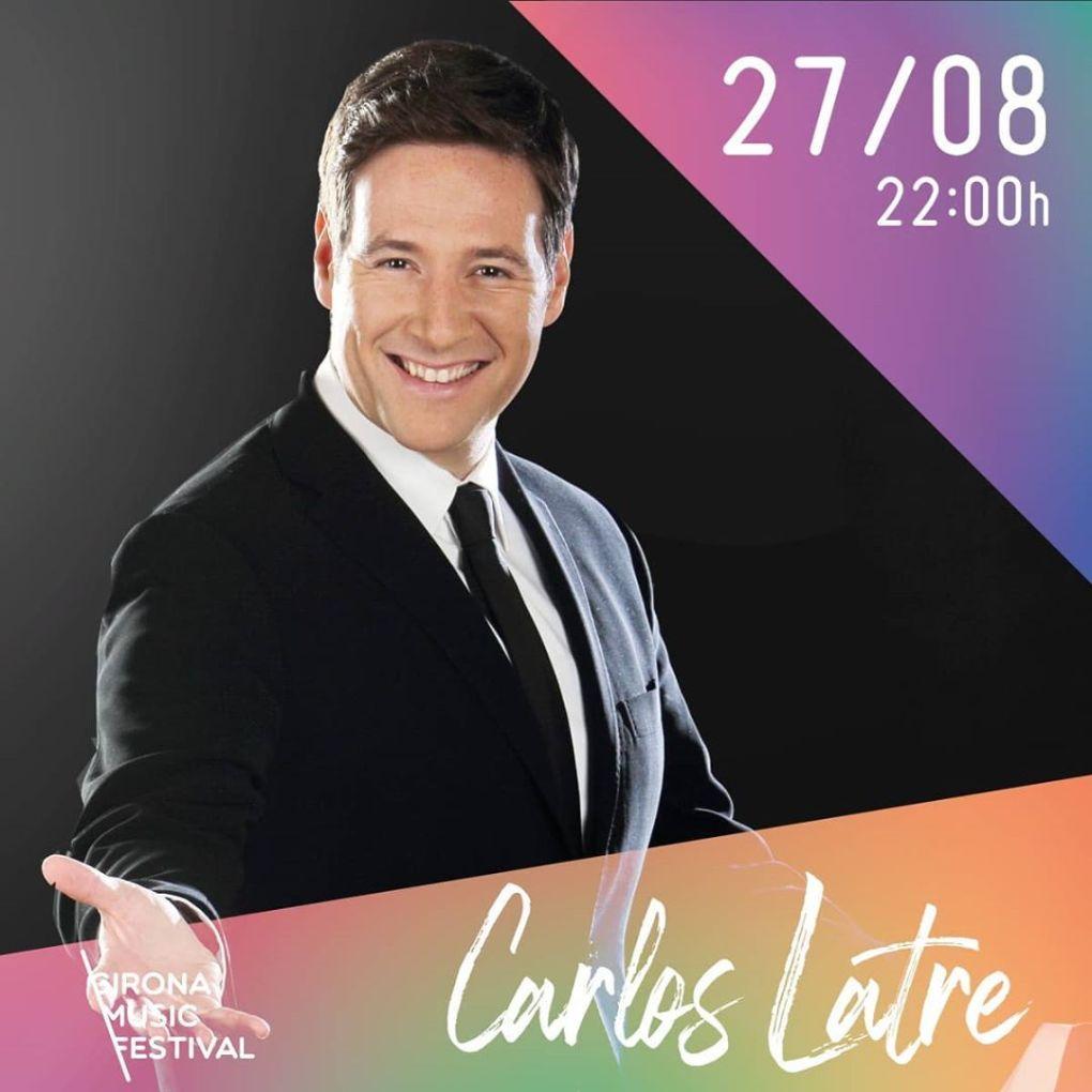 carlos latre girona music festival
